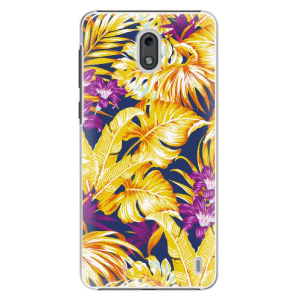 Plastové pouzdro iSaprio - Tropical Orange 04 - Nokia 2