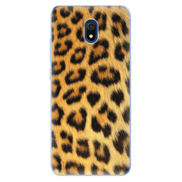 Odolné silikonové pouzdro iSaprio - Jaguar Skin - Xiaomi Redmi 8A