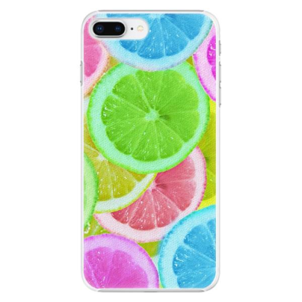 Plastové pouzdro iSaprio - Lemon 02 - iPhone 8 Plus