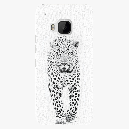Plastový kryt iSaprio - White Jaguar - HTC One M9