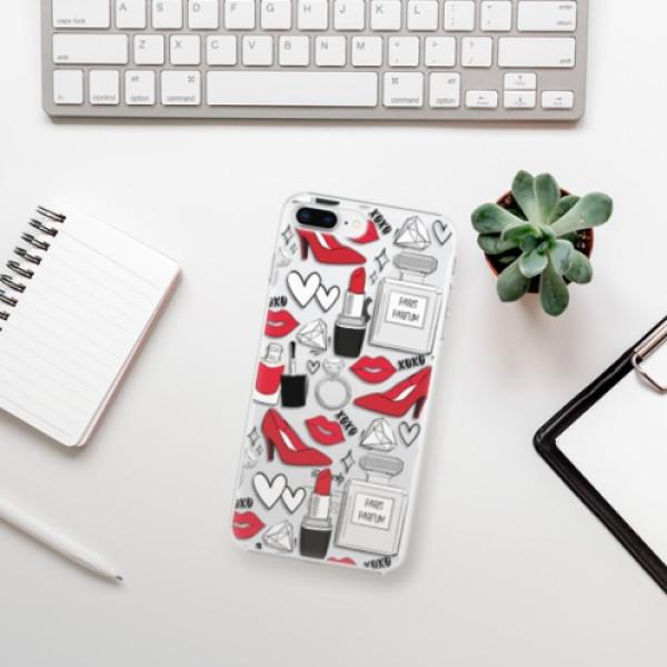 Plastové pouzdro iSaprio - Fashion pattern 03 - iPhone 8 Plus