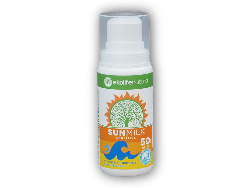 Sun Milk Sensitive SPF50 100ml