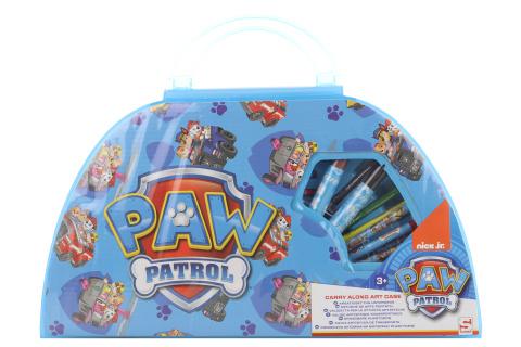 Kreslící kufřík Tlapková patrola