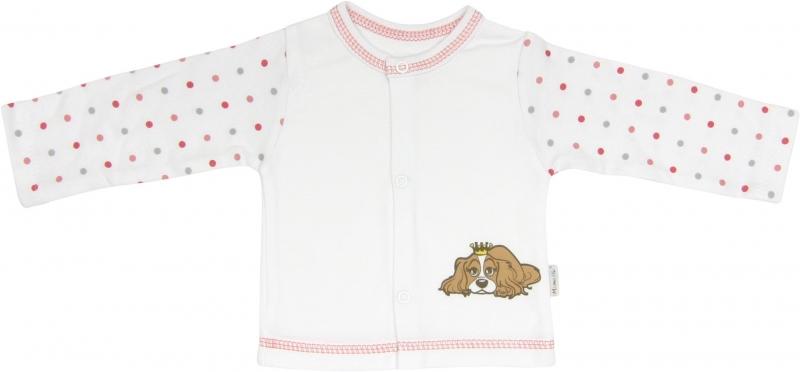 Bavlněná košilka Pejsek, roz.