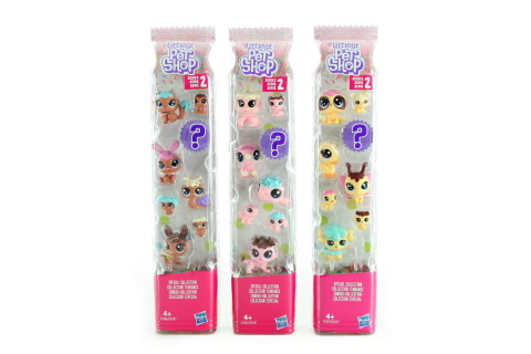 Littlest Pet Shop Speciální kolekce TV 1.3. - 30.6.2018