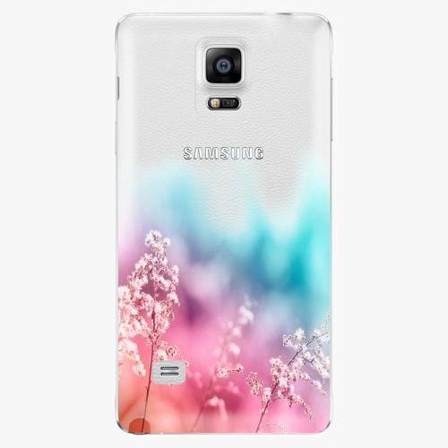 Plastový kryt iSaprio - Rainbow Grass - Samsung Galaxy Note 4