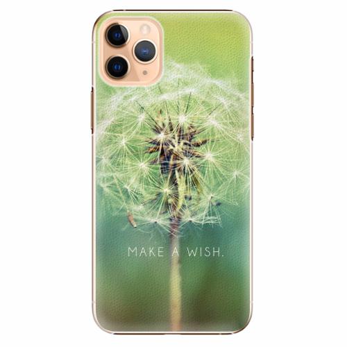 Plastový kryt iSaprio - Wish - iPhone 11 Pro Max