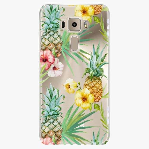 Plastový kryt iSaprio - Pineapple Pattern 02 - Asus ZenFone 3 ZE520KL