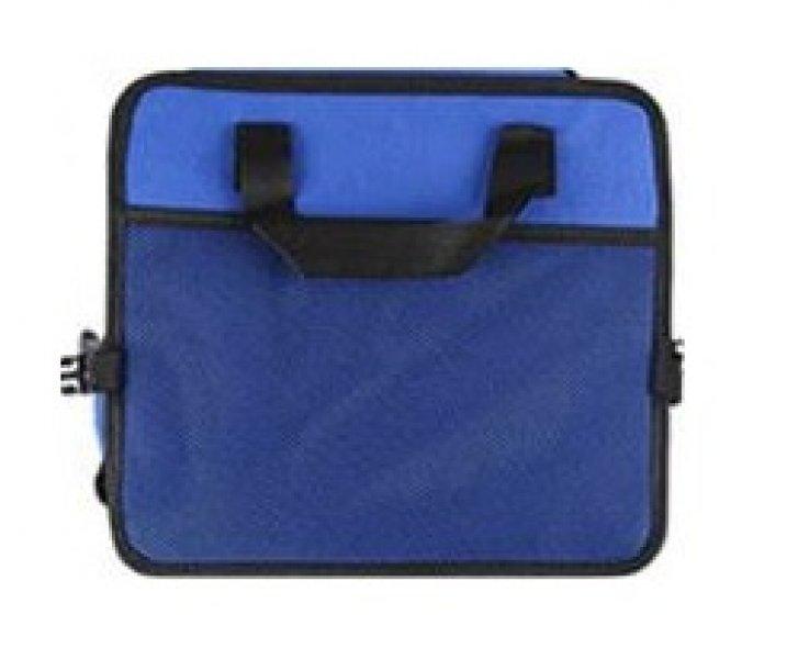 Organizér do kufru auta - Modrá