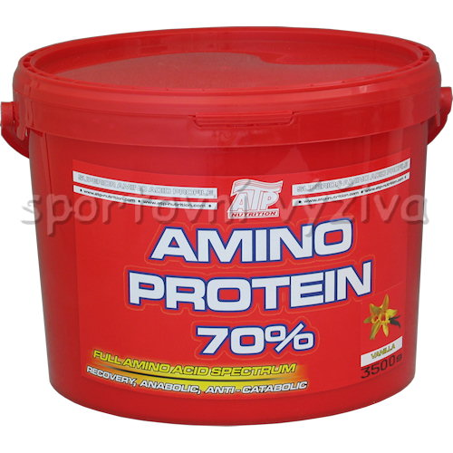 Amino Protein 70% 3kg + 500g - zdarma-cokolada