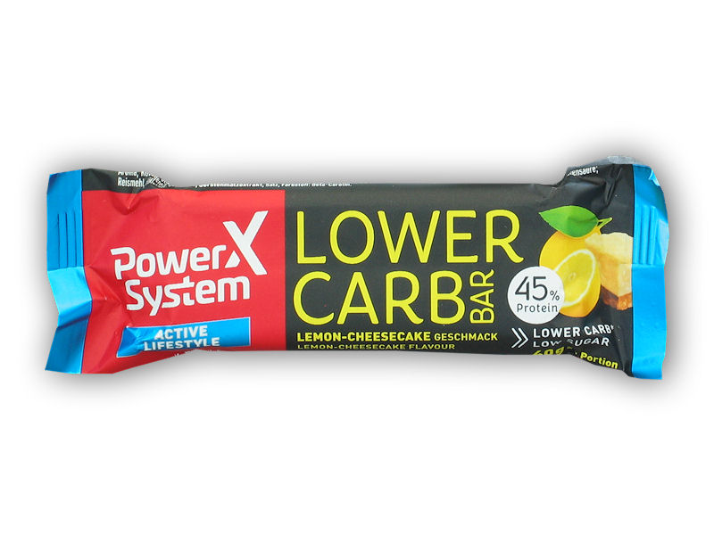 Lower Carb protein bar 45%