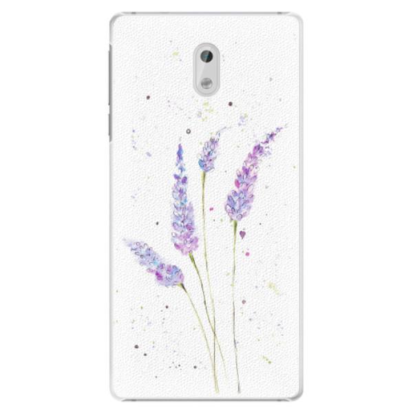 Plastové pouzdro iSaprio - Lavender - Nokia 3