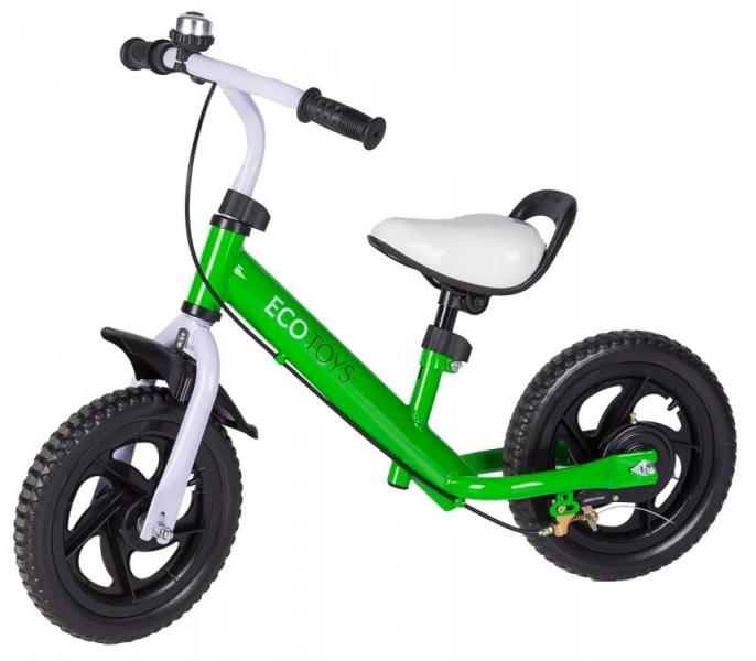 eco-toys-odrazedlo-s-brzdou-kolo-zelene