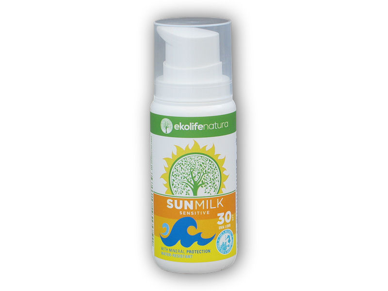 Sun Milk Sensitive SPF30 100ml