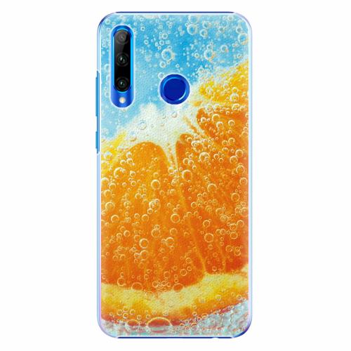 Plastový kryt iSaprio - Orange Water - Huawei Honor 20 Lite