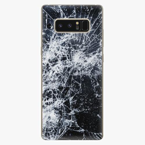Plastový kryt iSaprio - Cracked - Samsung Galaxy Note 8
