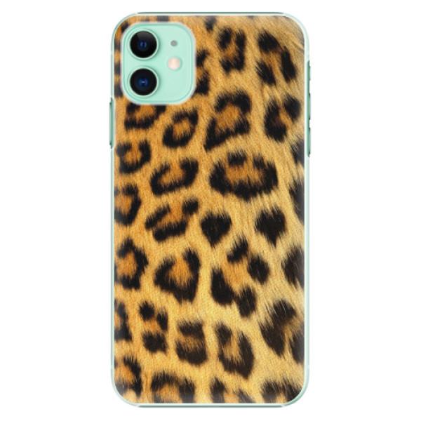 Plastové pouzdro iSaprio - Jaguar Skin - iPhone 11