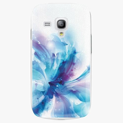 Plastový kryt iSaprio - Abstract Flower - Samsung Galaxy S3 Mini