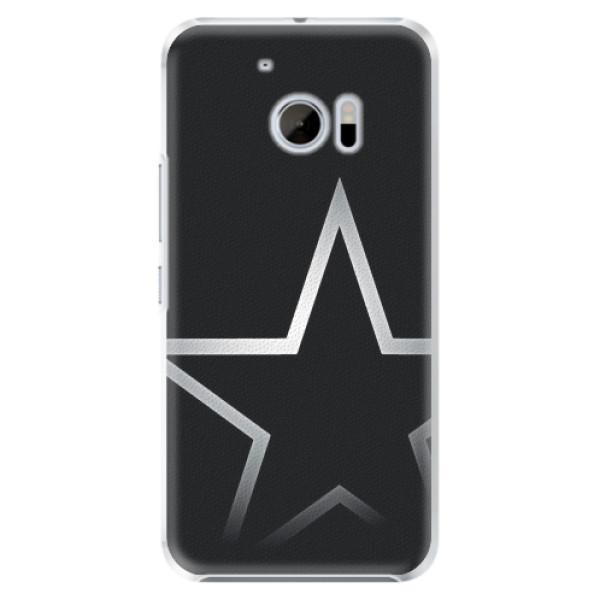 Plastové pouzdro iSaprio - Star - HTC 10