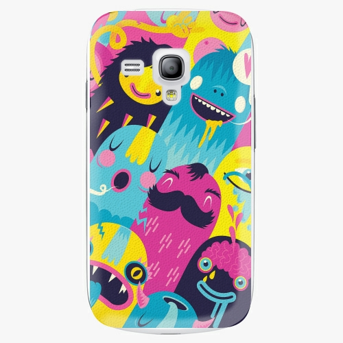 Plastový kryt iSaprio - Monsters - Samsung Galaxy S3 Mini