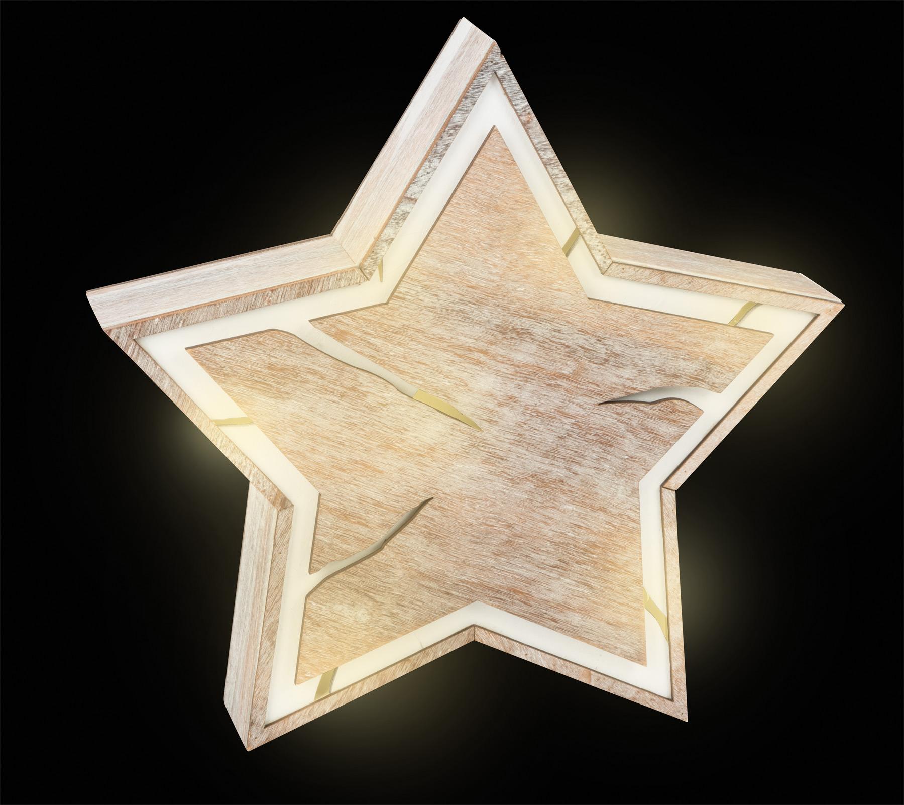 Small Foot Dekorační svítidlo hvězda Compact
