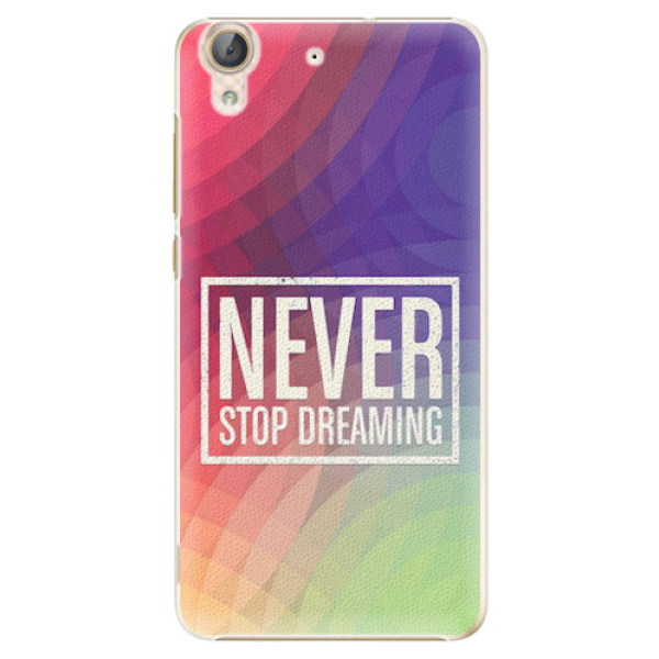 Plastové pouzdro iSaprio - Dreaming - Huawei Y6 II