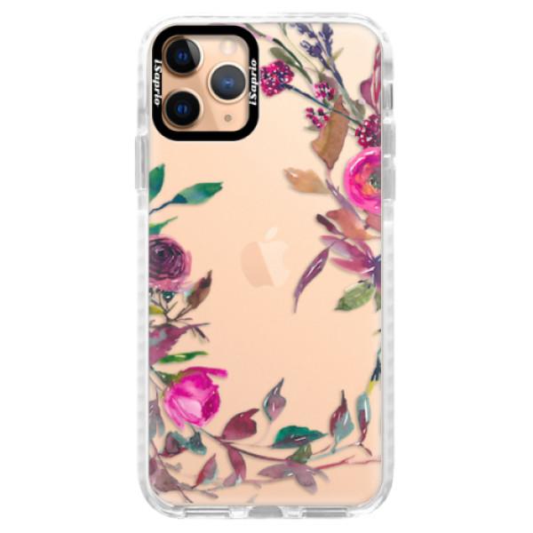 Silikonové pouzdro Bumper iSaprio - Herbs 01 - iPhone 11 Pro