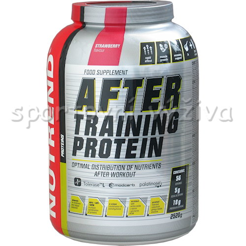 After Training Protein - 2250g-cokolada