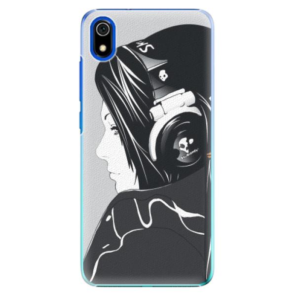 Plastové pouzdro iSaprio - Headphones - Xiaomi Redmi 7A