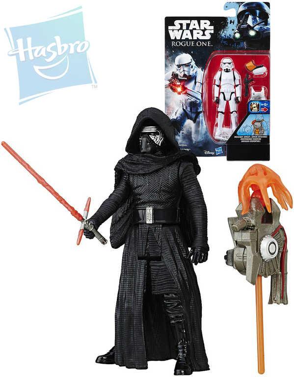 HASBRO STAR WARS Figurka SW 8cm set s doplňkem 4 druhy plast