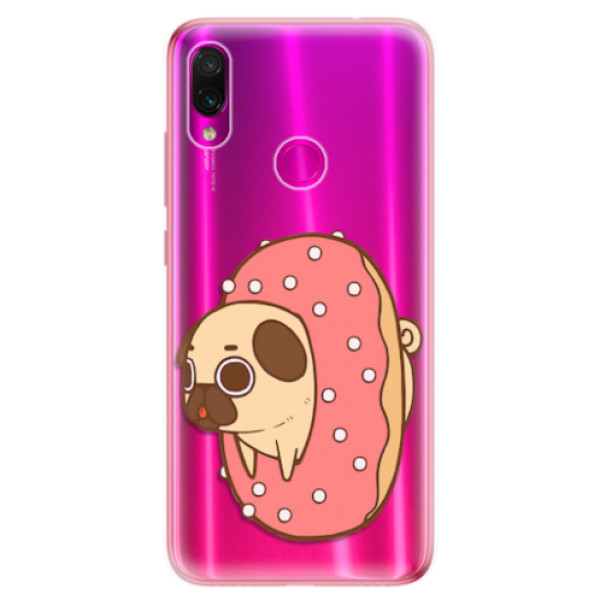 Odolné silikonové pouzdro iSaprio - Dog 04 - Xiaomi Redmi Note 7