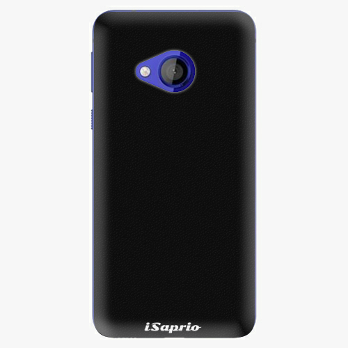 Plastový kryt iSaprio - 4Pure - černý - HTC U Play