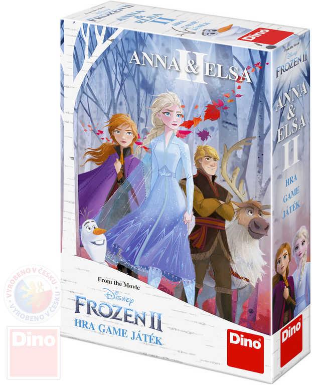 DINO Hra Anna a Elsa 2  ;