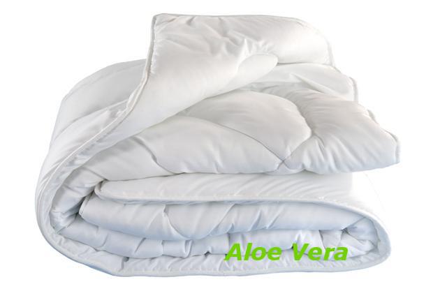 Prodloužená přikrývka Aloe Vera 140x220cm zimní 1430g