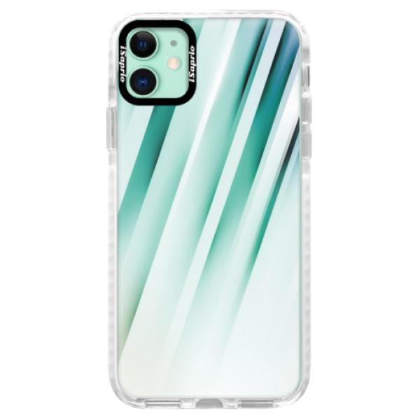 Silikonové pouzdro Bumper iSaprio - Stripes of Glass - iPhone 11