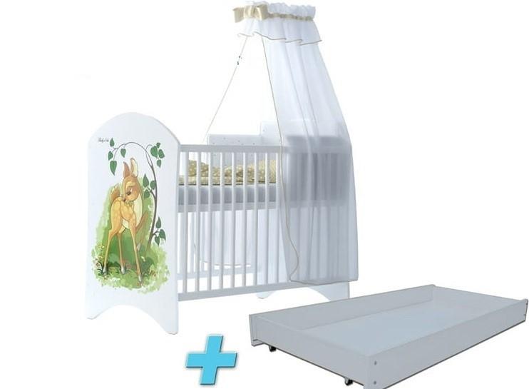 babyboo-detska-postylka-lux-s-motivem-bambi-suplik-120-x-60-cm