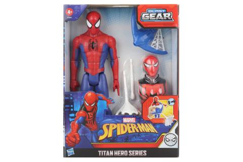 Spider-man figurka Titan s příslušenstvím