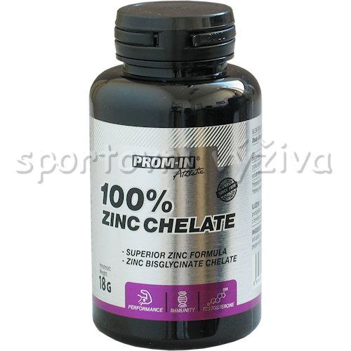 100% Zinc Chelate 120 kapslí