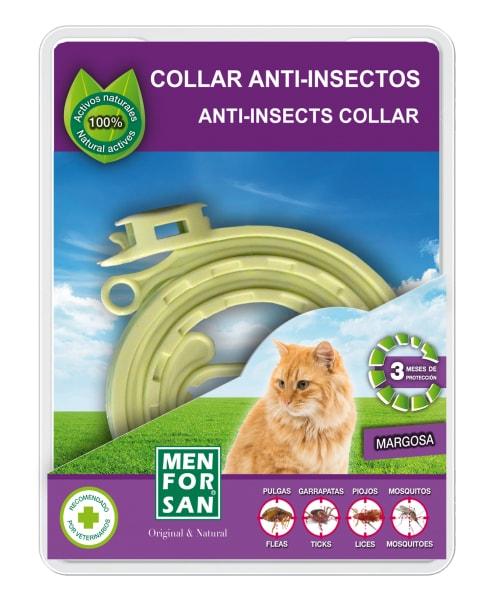 Přírodní repelentní obojek pro kočky 30cm