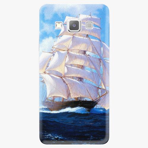 Plastový kryt iSaprio - Sailing Boat - Samsung Galaxy A3