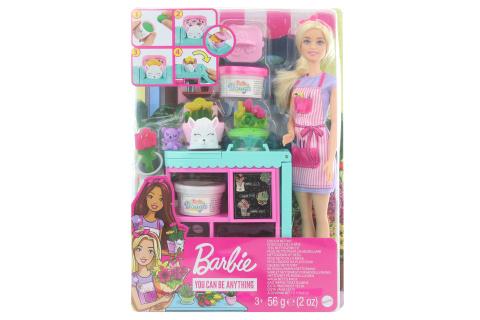 Barbie Květinářka GTN58