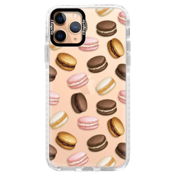 Silikonové pouzdro Bumper iSaprio - Macaron Pattern - iPhone 11 Pro