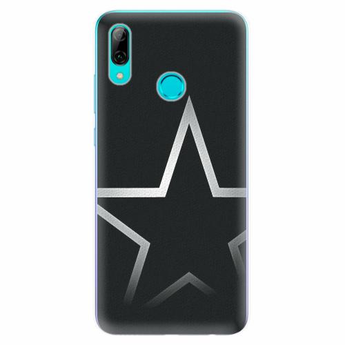 Silikonové pouzdro iSaprio - Star - Huawei P Smart 2019