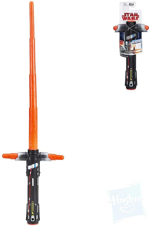 HASBRO Meč dětský Viktor Star Wars Epizoda 8 kombinovatelný teleskopický