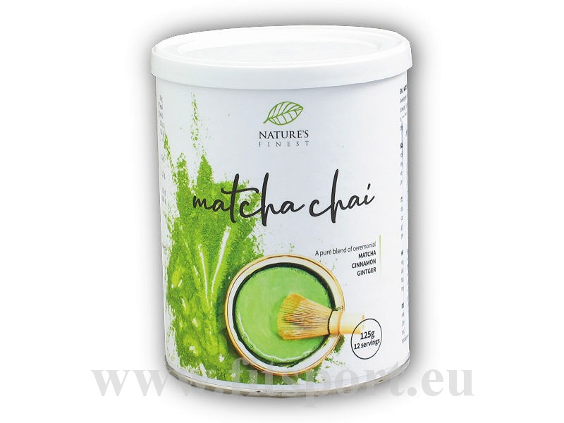 Matcha Chai BIO 125g