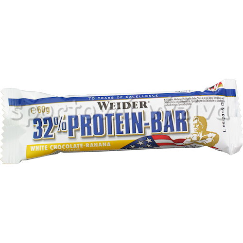 32% Protein Bar - 60g-cookies-cream