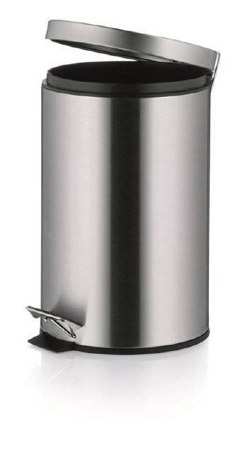 Odpadkový koš nerez 12 l MALA KL-10927