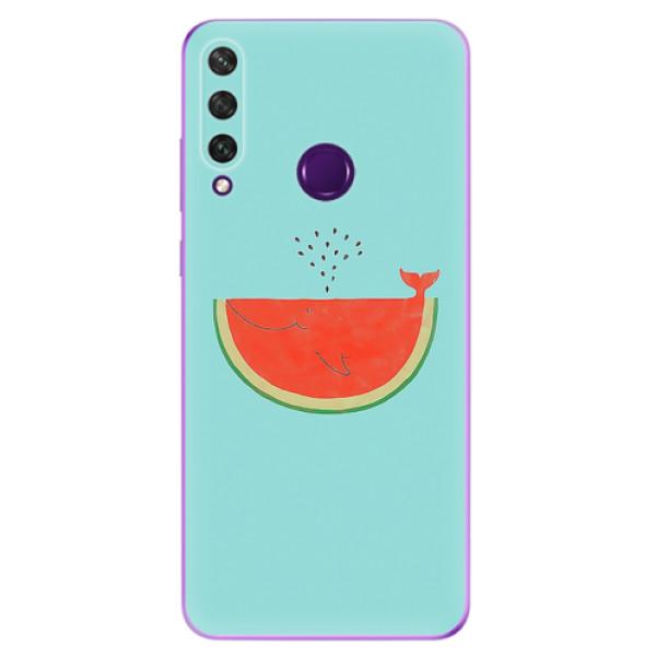 Odolné silikonové pouzdro iSaprio - Melon - Huawei Y6p