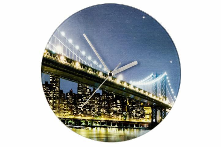 nastenne-hodiny-wenko-27cm-brooklyn-bridge