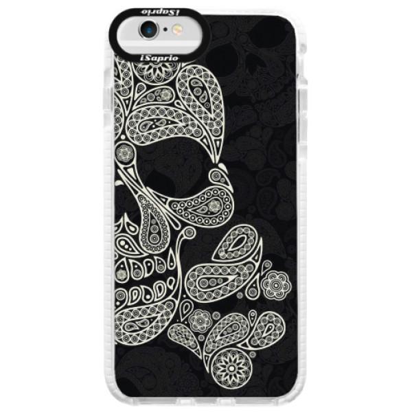 Silikonové pouzdro Bumper iSaprio - Mayan Skull - iPhone 6/6S